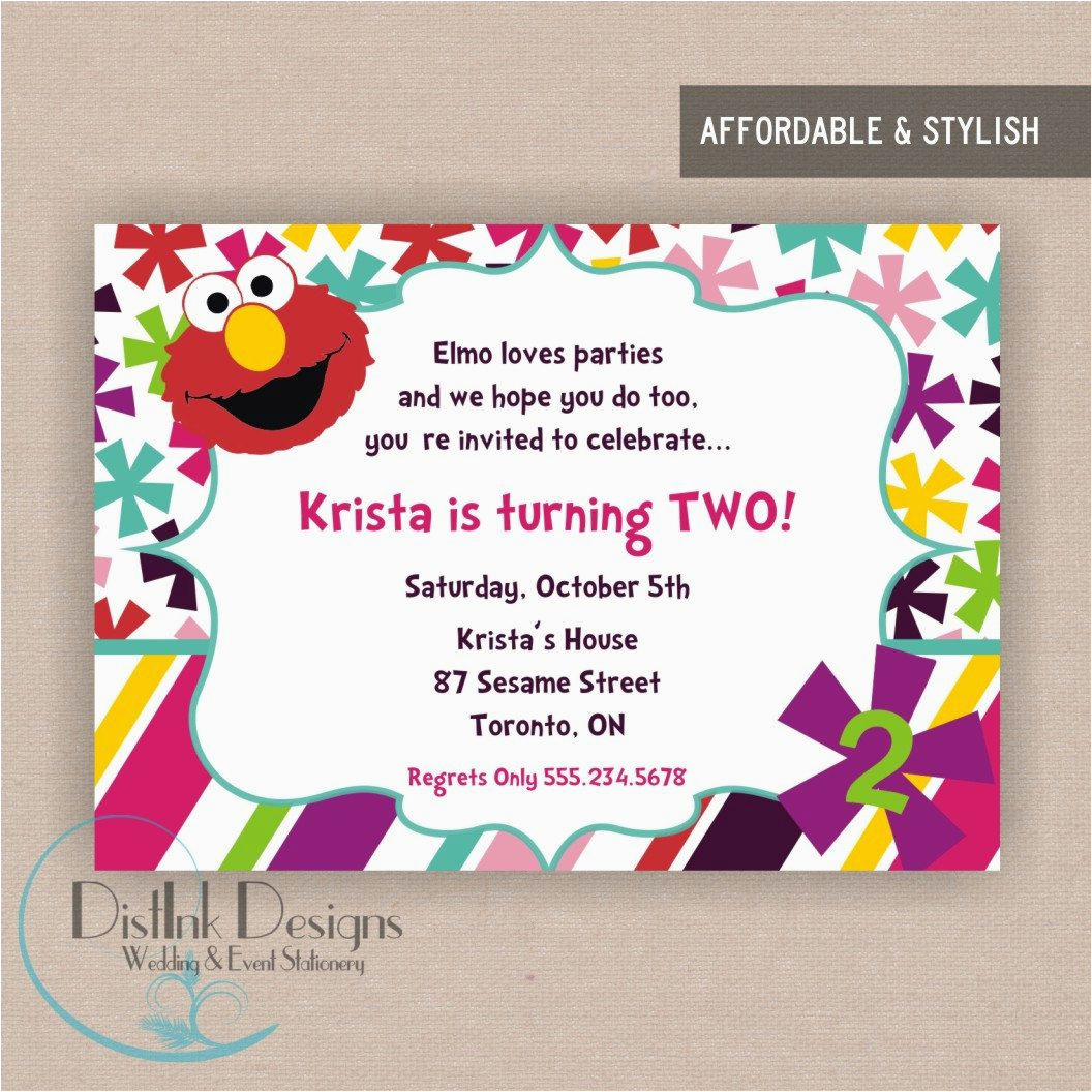 Birthday Invitations For Two People