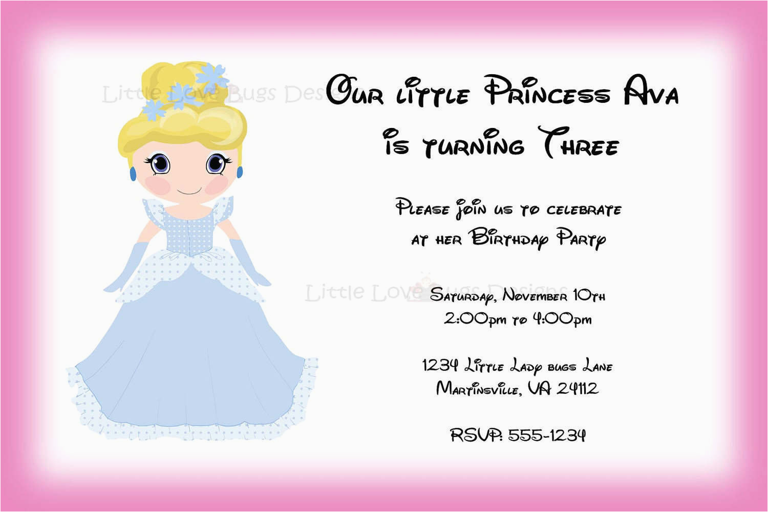 birthday invitation card maker online