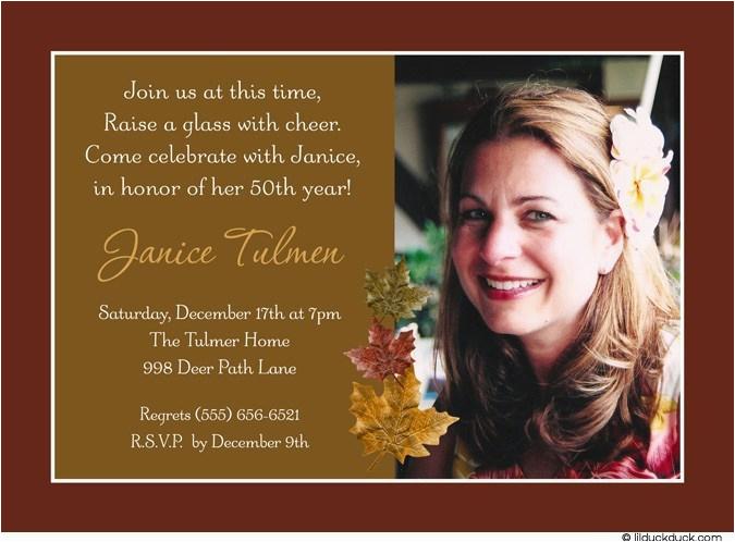 birthday invitation wording for adult bagvania free