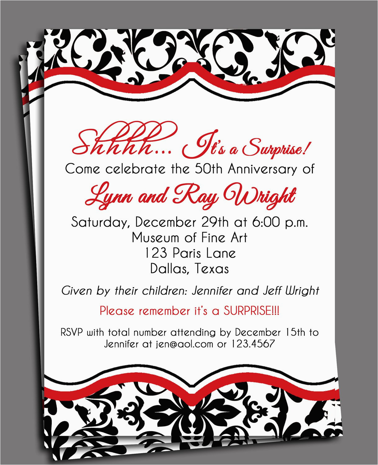 sample birthday invitation wording for adults best party
