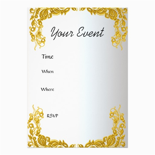 create your own birthday invitation 5 quot x 7 quot invitation