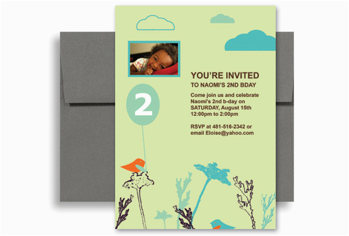 word template wording samples for kids personalized birthday invitation kid 1091