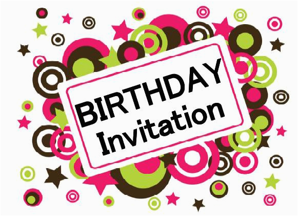 printable birthday invitations 13