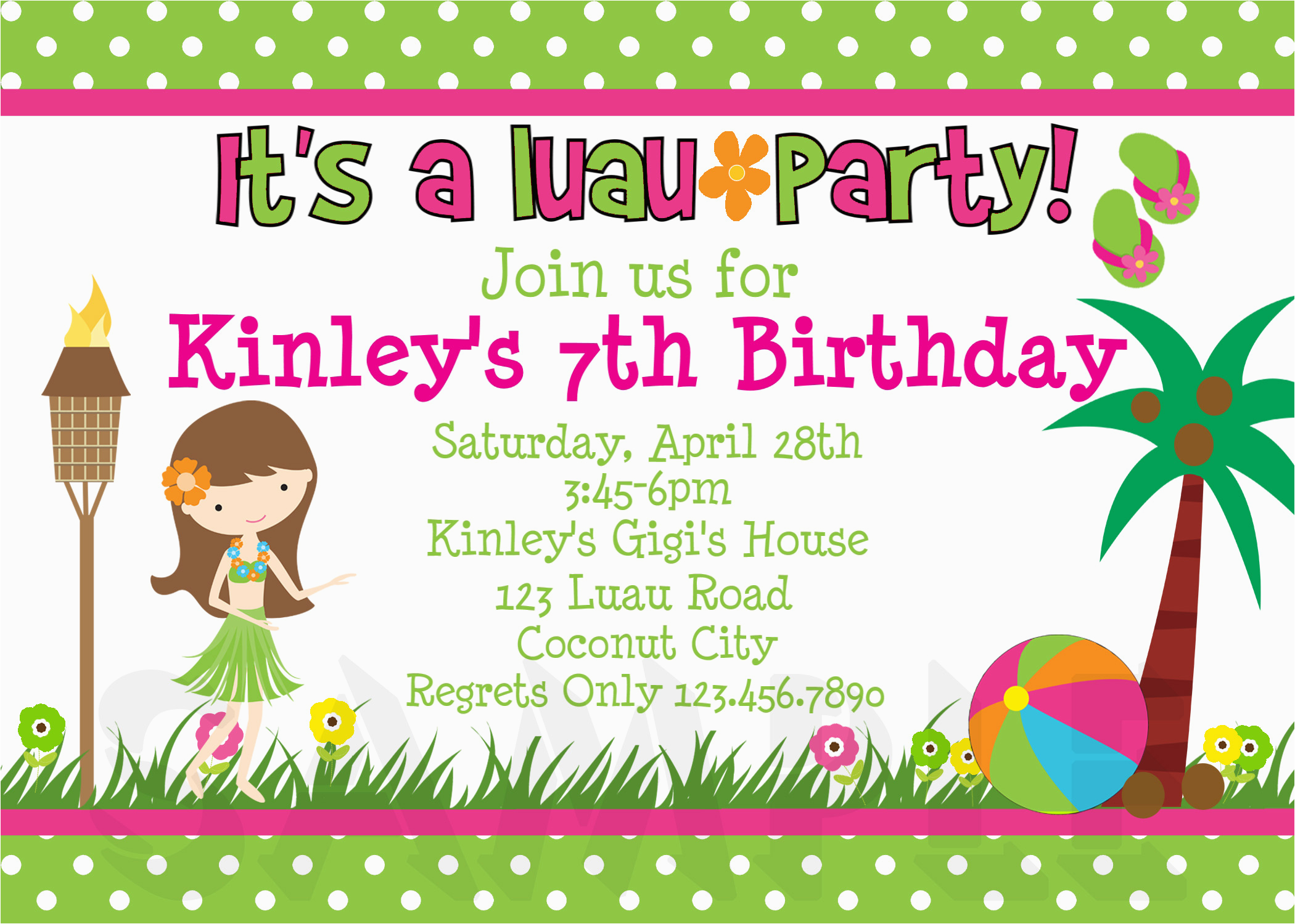 printable birthday invitations 4
