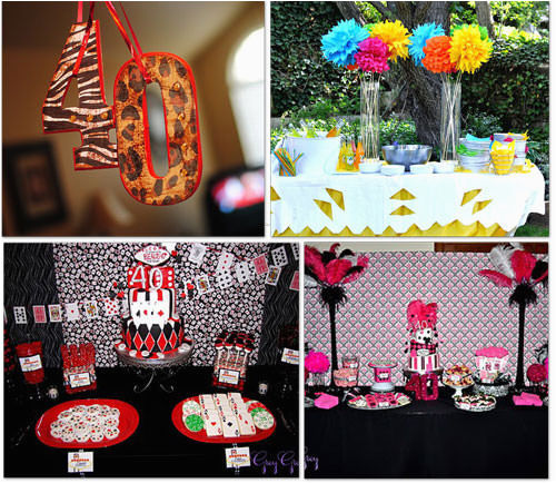 Birthday Party Decor For Adults 25 Adult Ideas 30th 40th 50th 60th