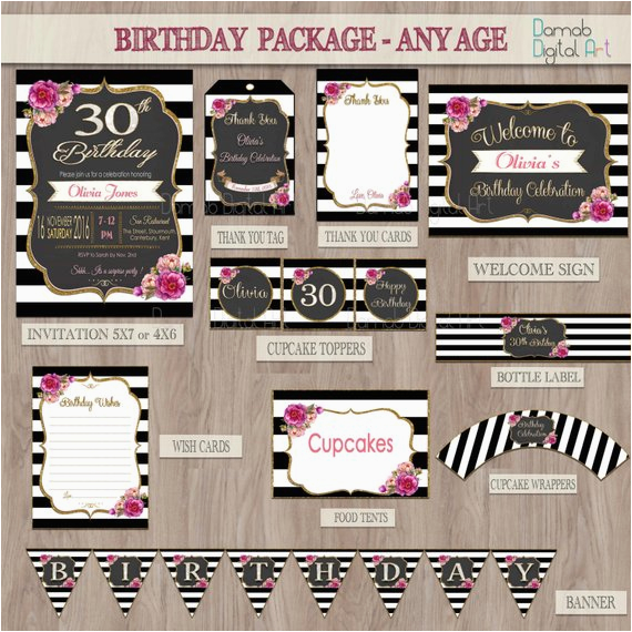 birthday party package birthday package
