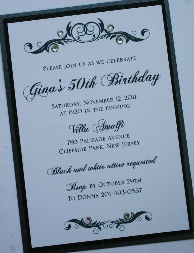 adult birthday party invitation wording cimvitation
