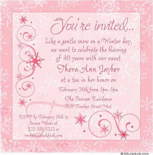 birthday invitations wording for adult free invitation