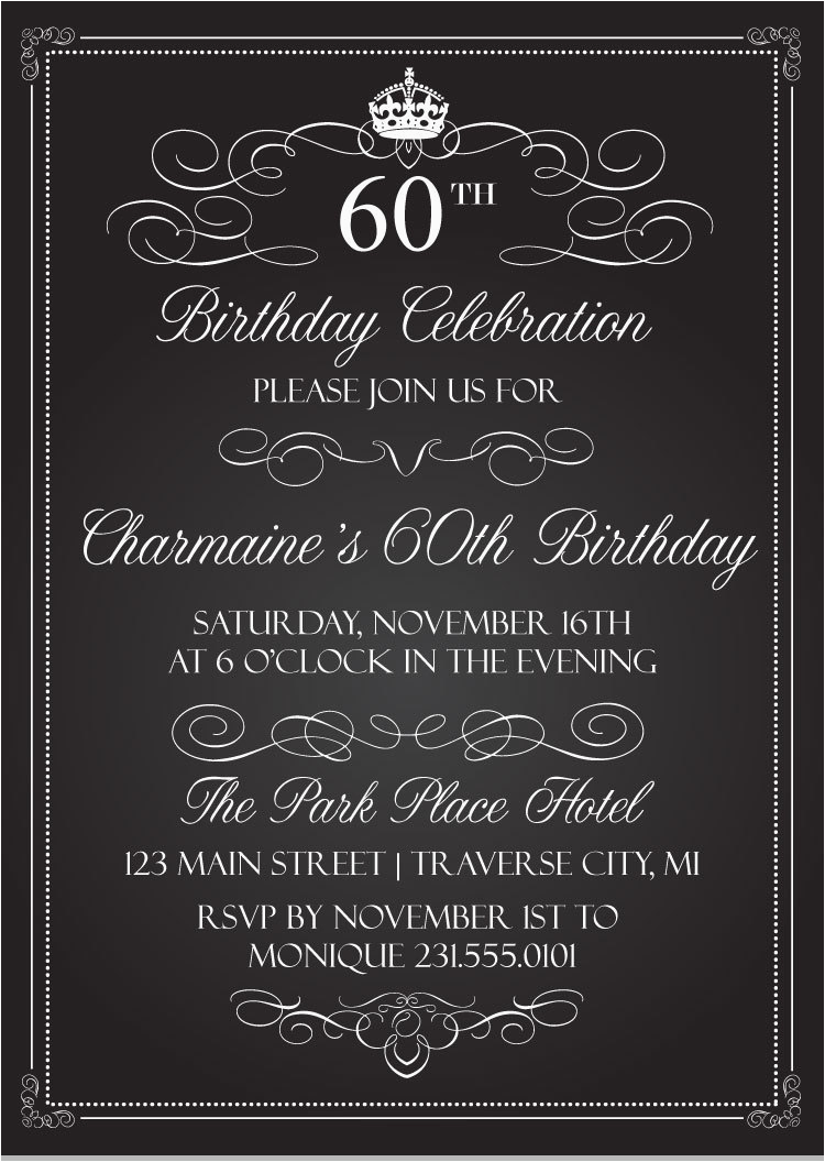 Birthday Party Invites For Adults Free Printable Invitation Templates