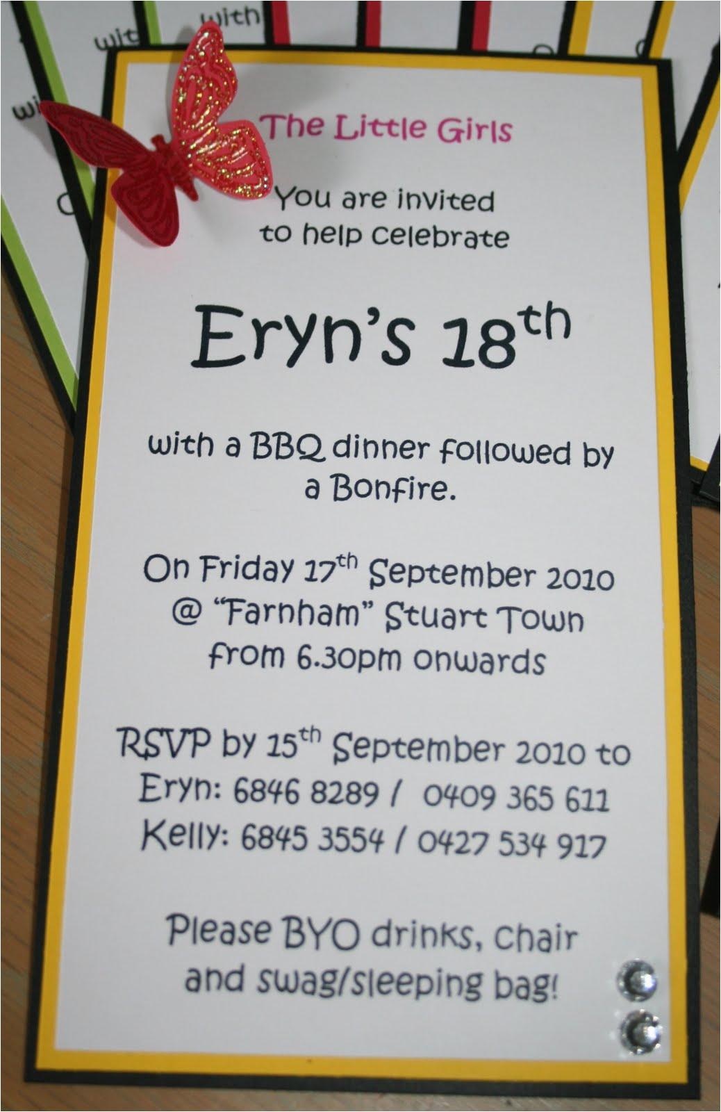 18th birthday invitation ideas best party ideas