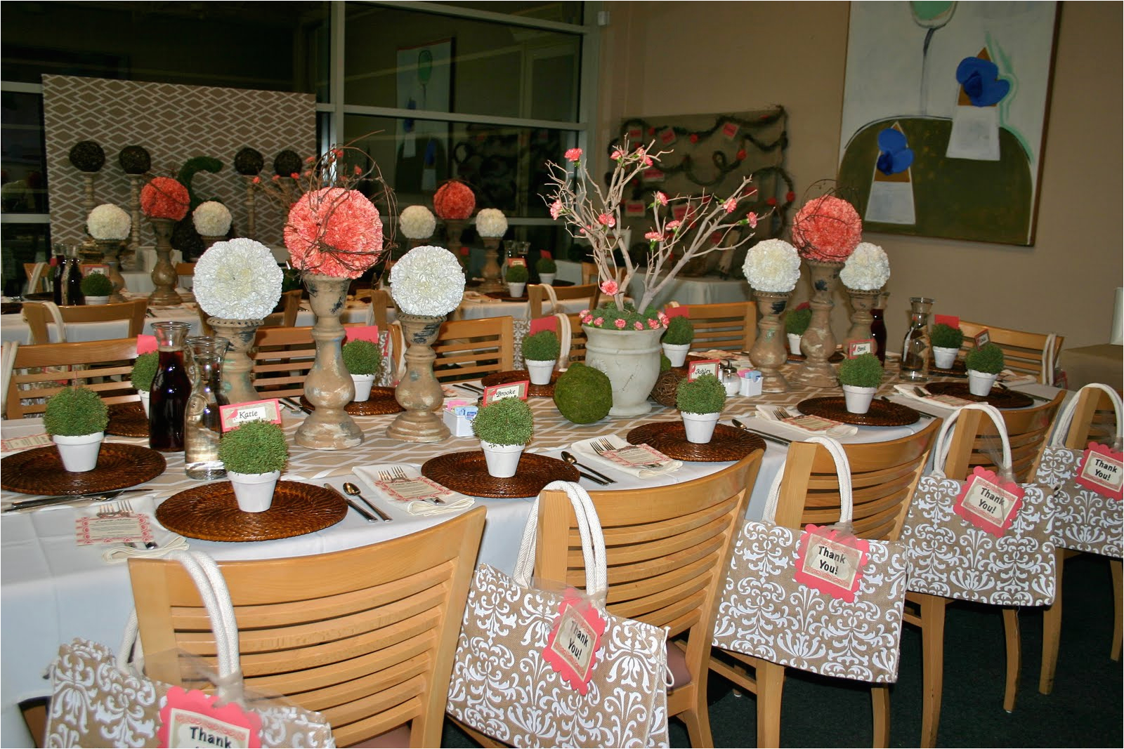 Birthday Table Decoration Ideas For Adults