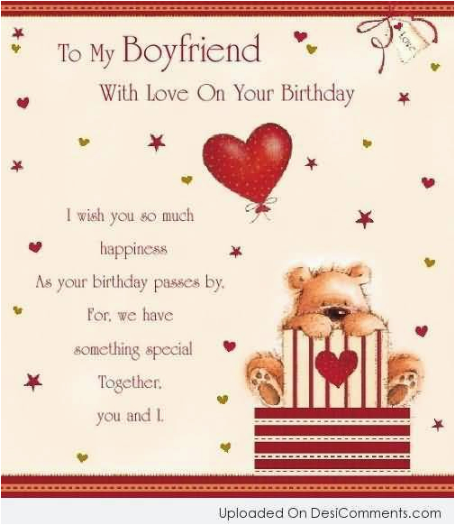 36 sweet boyfriend birthday wishes greetings pictures