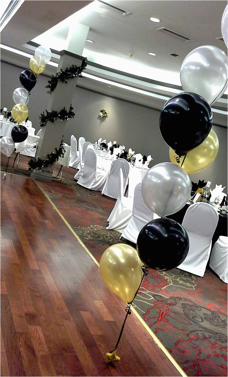 Black And Silver 60th Birthday Decorations 25 Best Ideas About 75th On