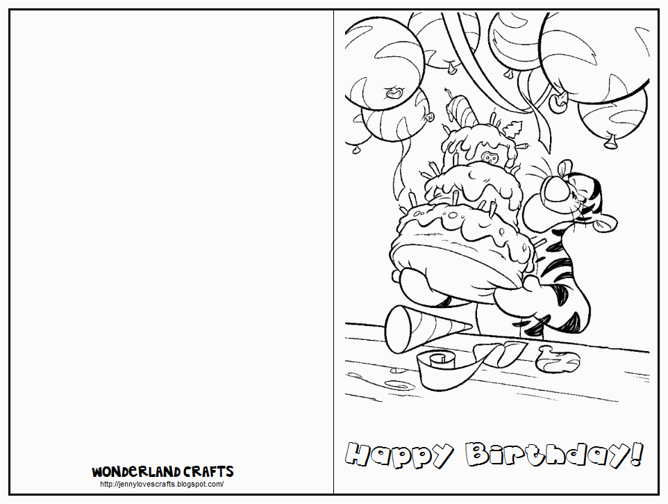post black and white printable birthday cards for mom 94707