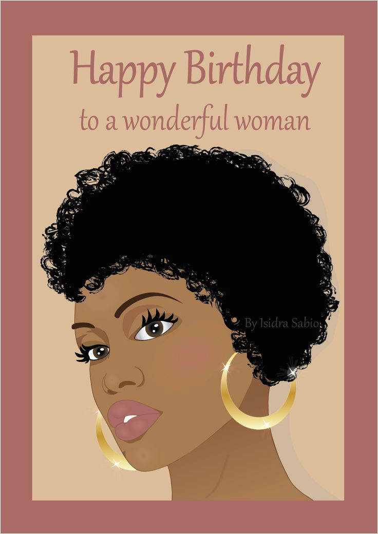 Black Birthday Cards for Her 43 Best Images About Birthday Cards Created by Afro Latin
