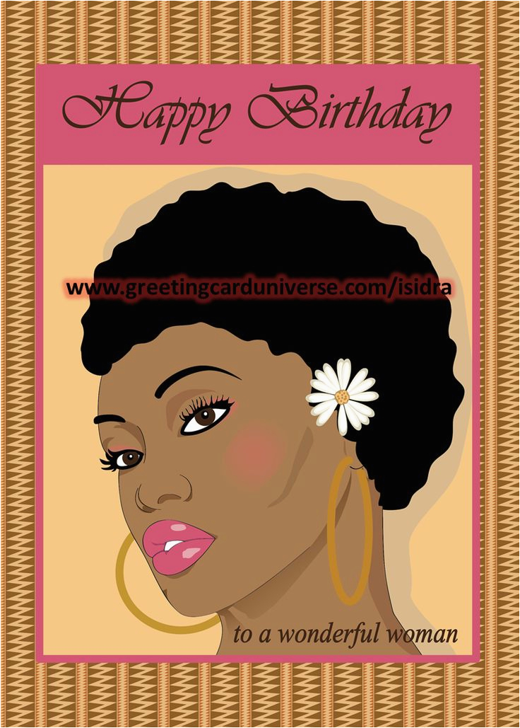 Black Birthday Cards For Her African American Happy Quotes Quotesgram