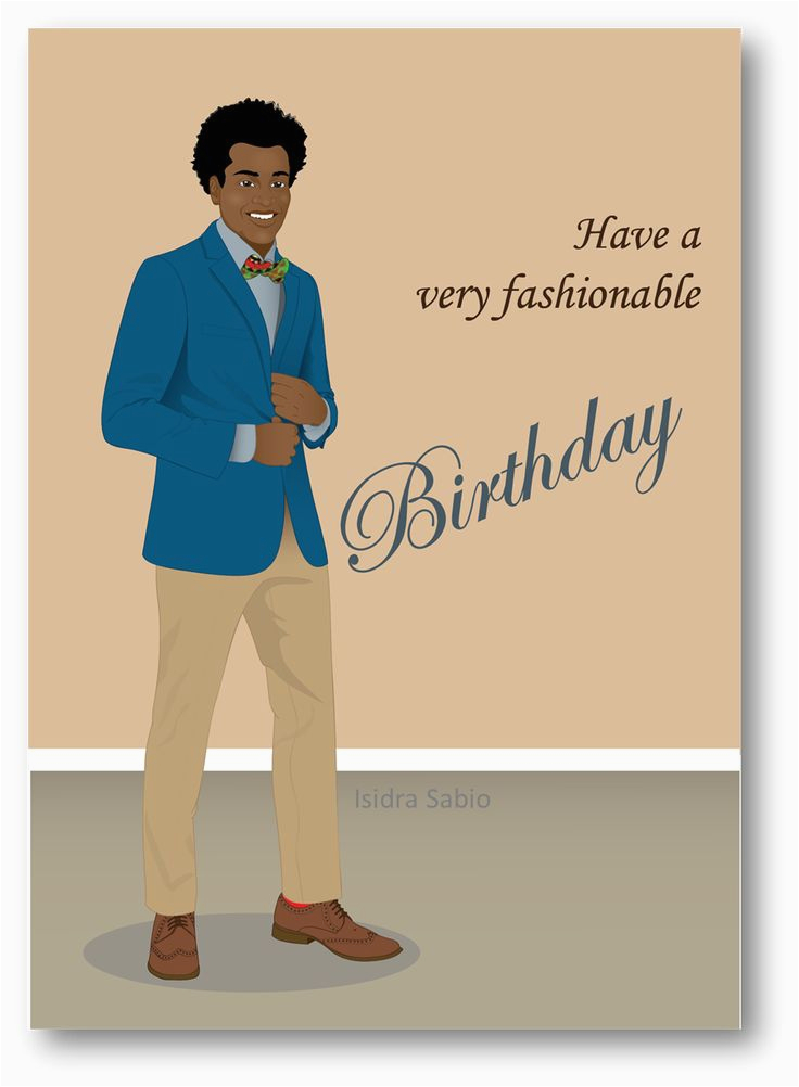 Black Man Birthday Card 286 Best Images About Male Birthday Cards On Pinterest