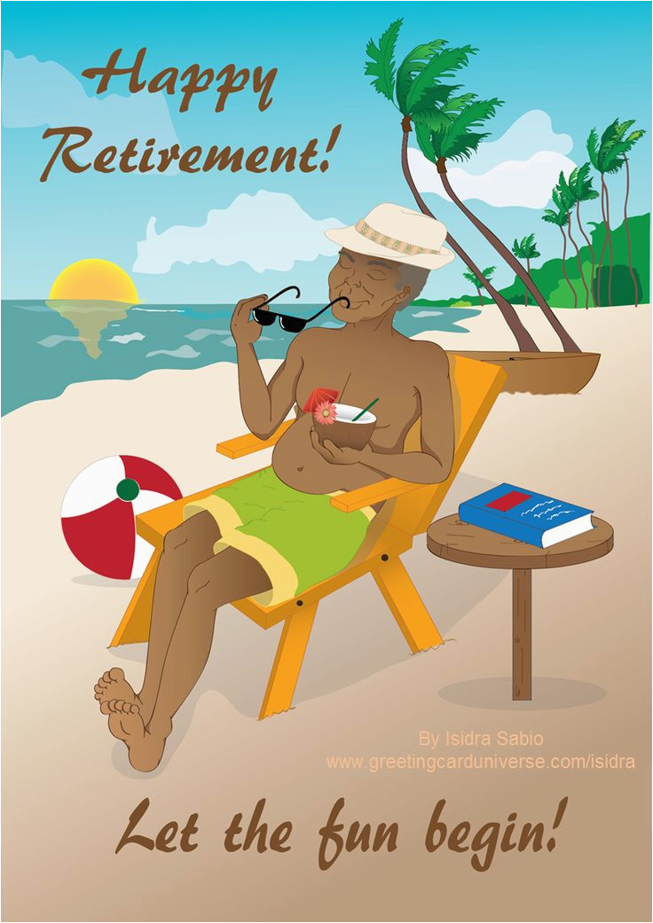 happy retirement greeting card for men this happy
