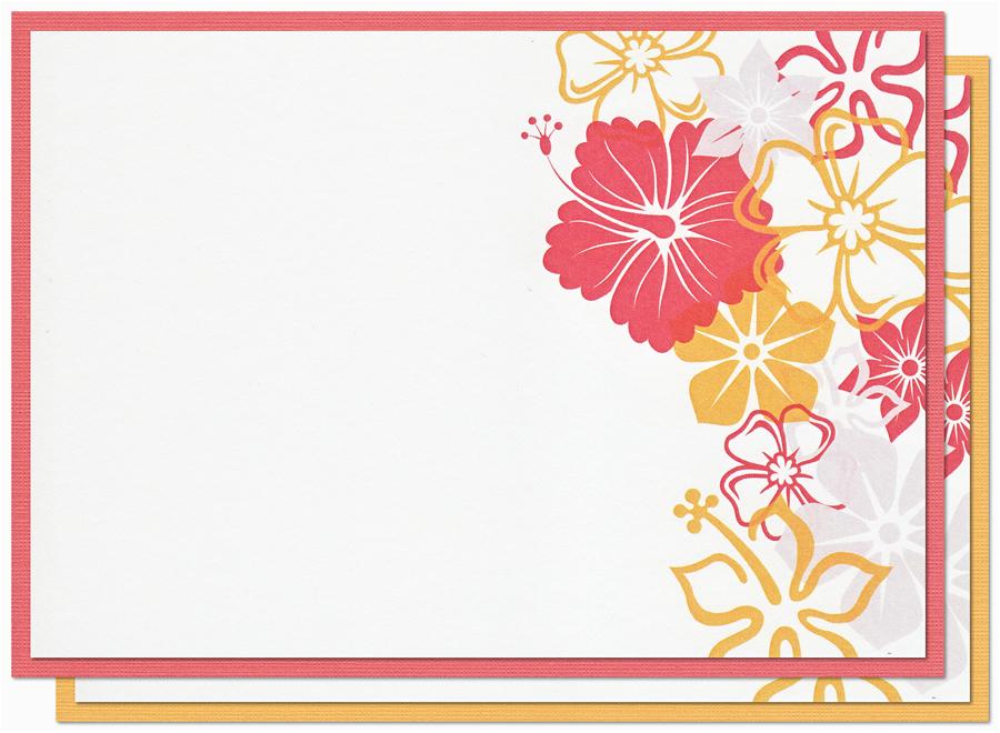 blank invitation printable