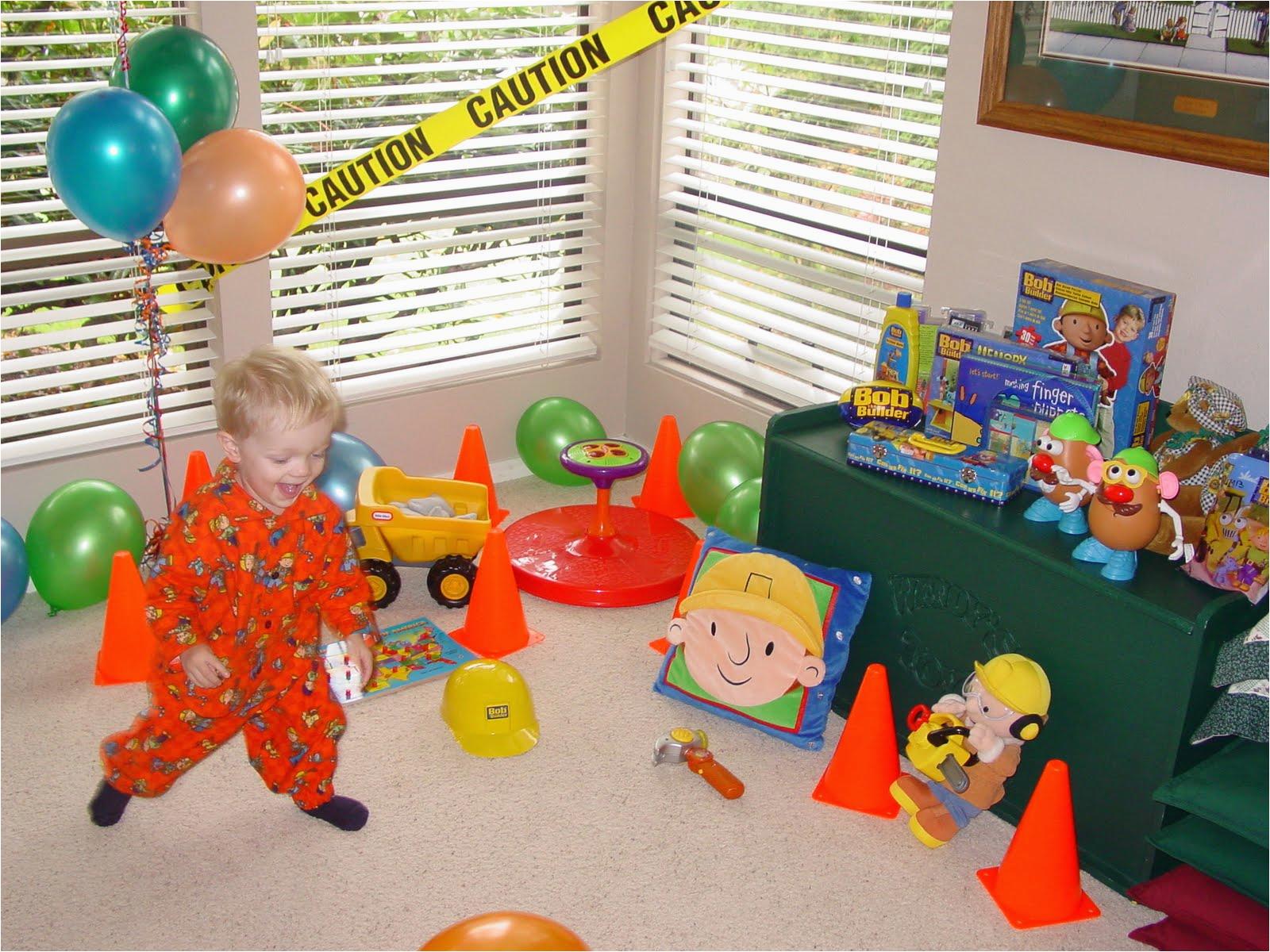 totally awsumb bob builder birthday