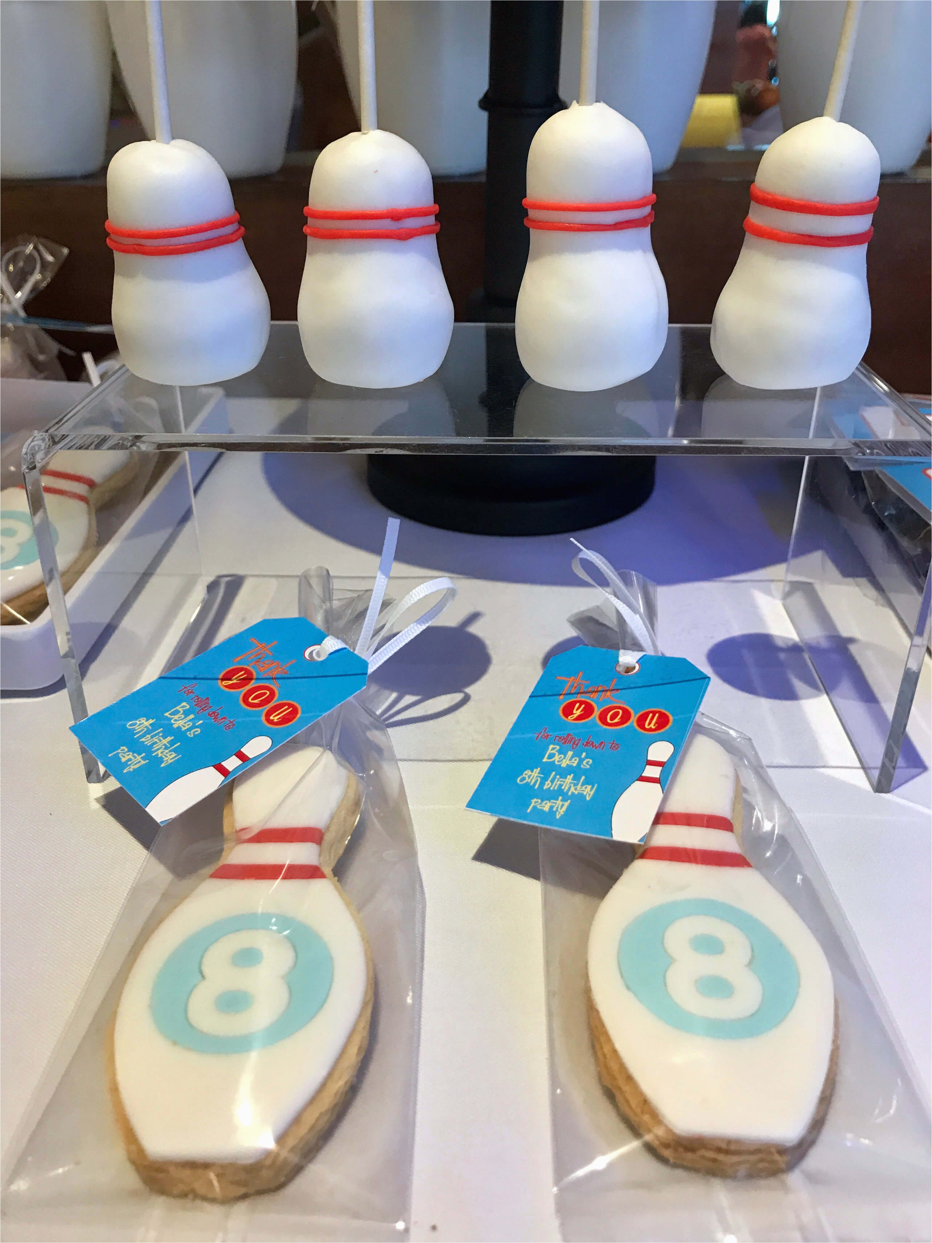 Bowling Birthday Party Decorations Bella 39 S 8th Theme