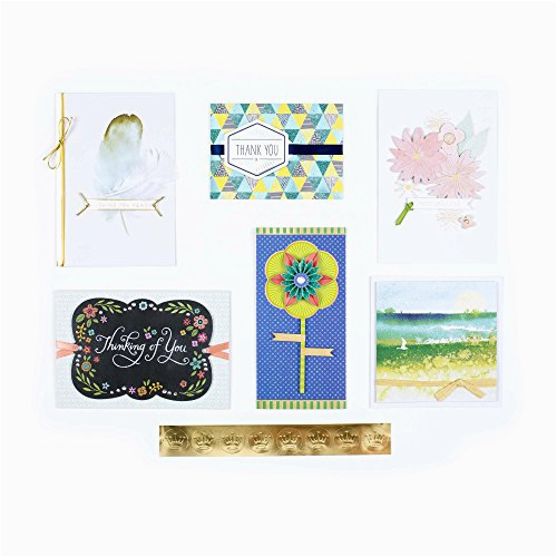 Box Of Birthday Cards From Hallmark All Occasion Handmade Boxed Assorted Greeting