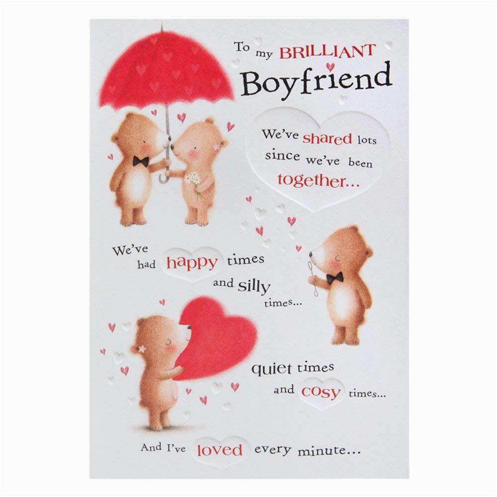 boyfriend birthday card hallmark