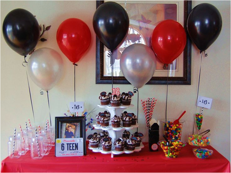 Boys 16th Birthday Decorations Best 25 Boy Ideas On Pinterest Kids
