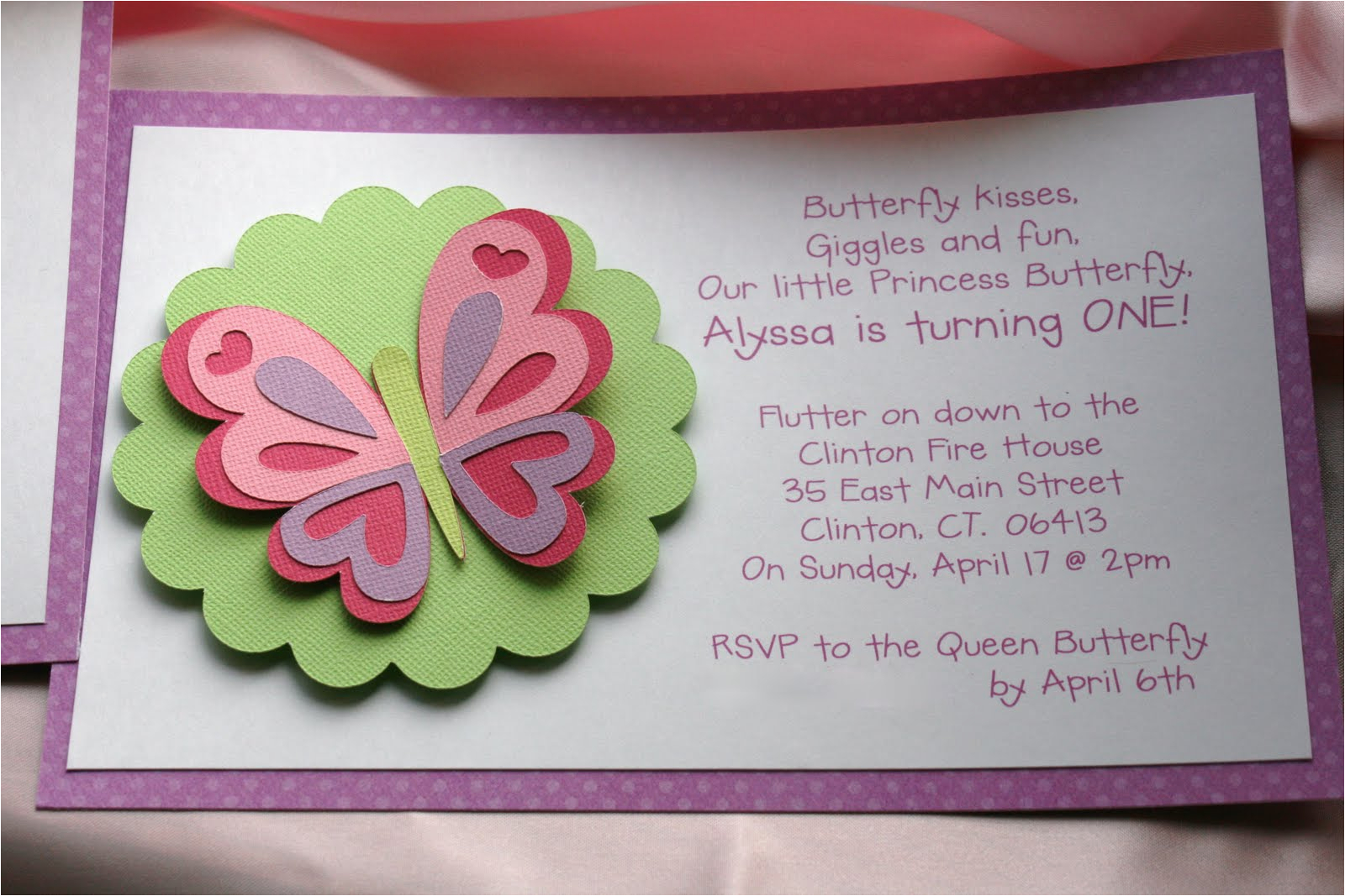 butterfly themed birthday party invitations best party ideas