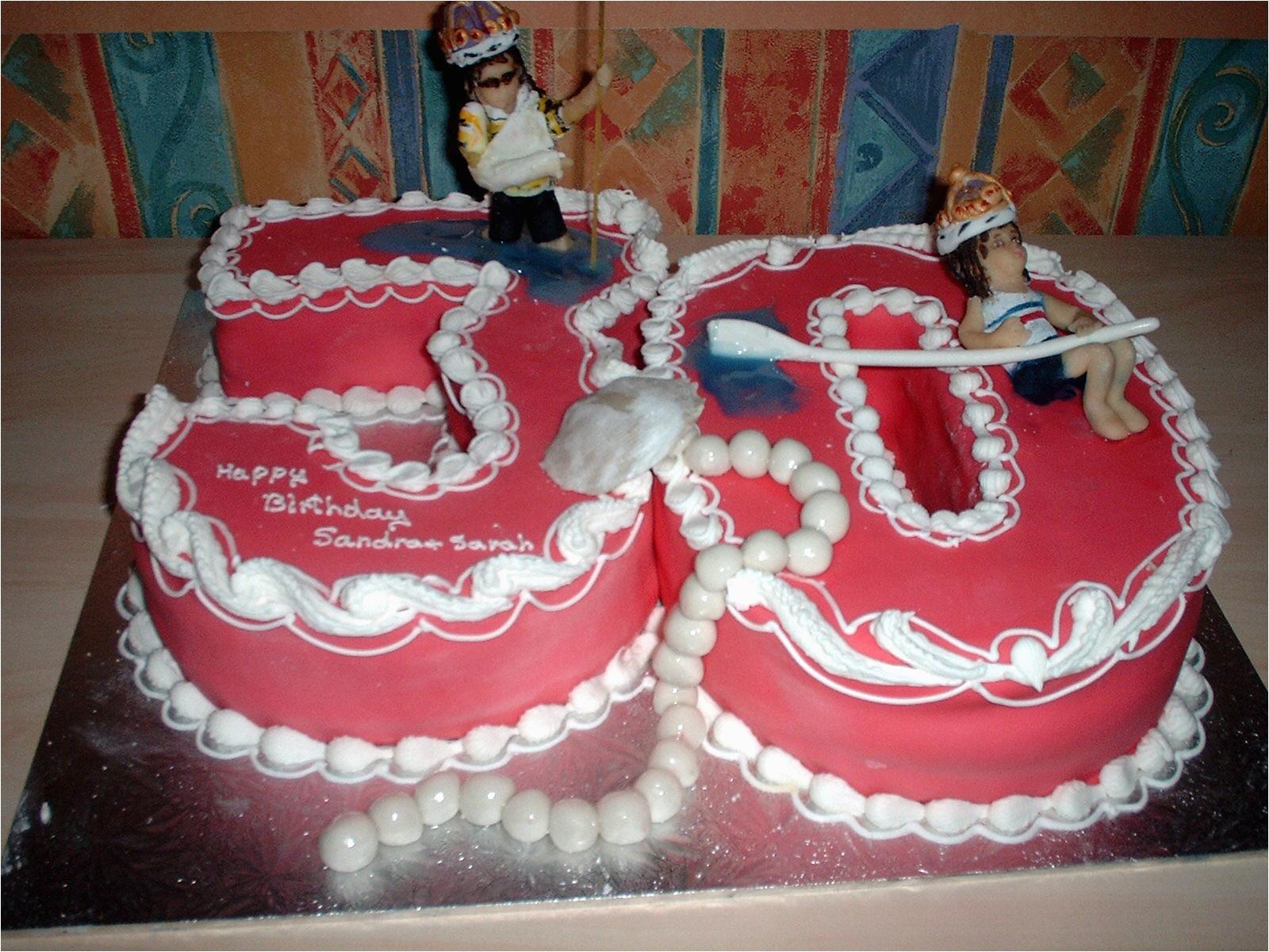 creative ideas for 30th birthday cakes