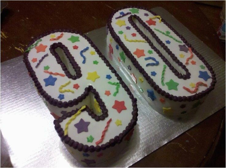 Cake Decorations For 90th Birthday 90 Ideas
