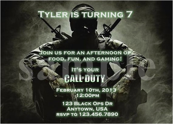 call of duty black ops birthday