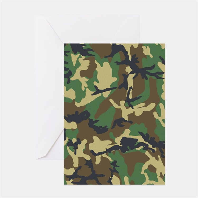 camo greeting cards card ideas sayings designs templates