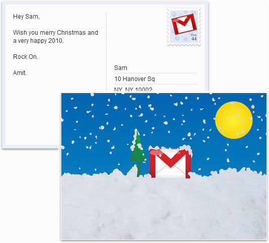 Can I Send A Birthday Card by Email Google Can Help You Send Holiday Greetings Via Snail Mail