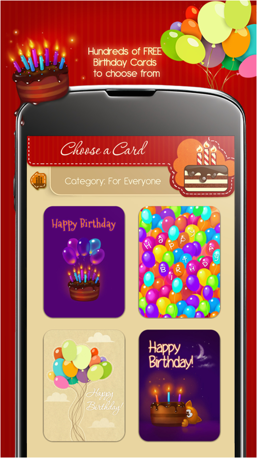 Can I Send A Birthday Card To An Inmate Free Cards Android Apps On Google