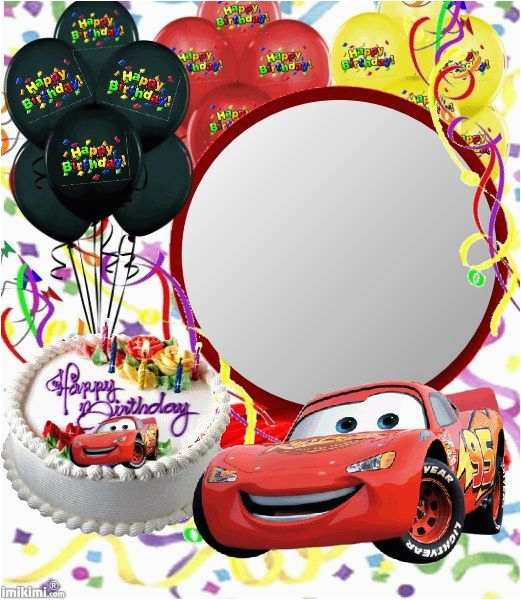 Birthday Card Cars Themed Click To Add A Photo And Send