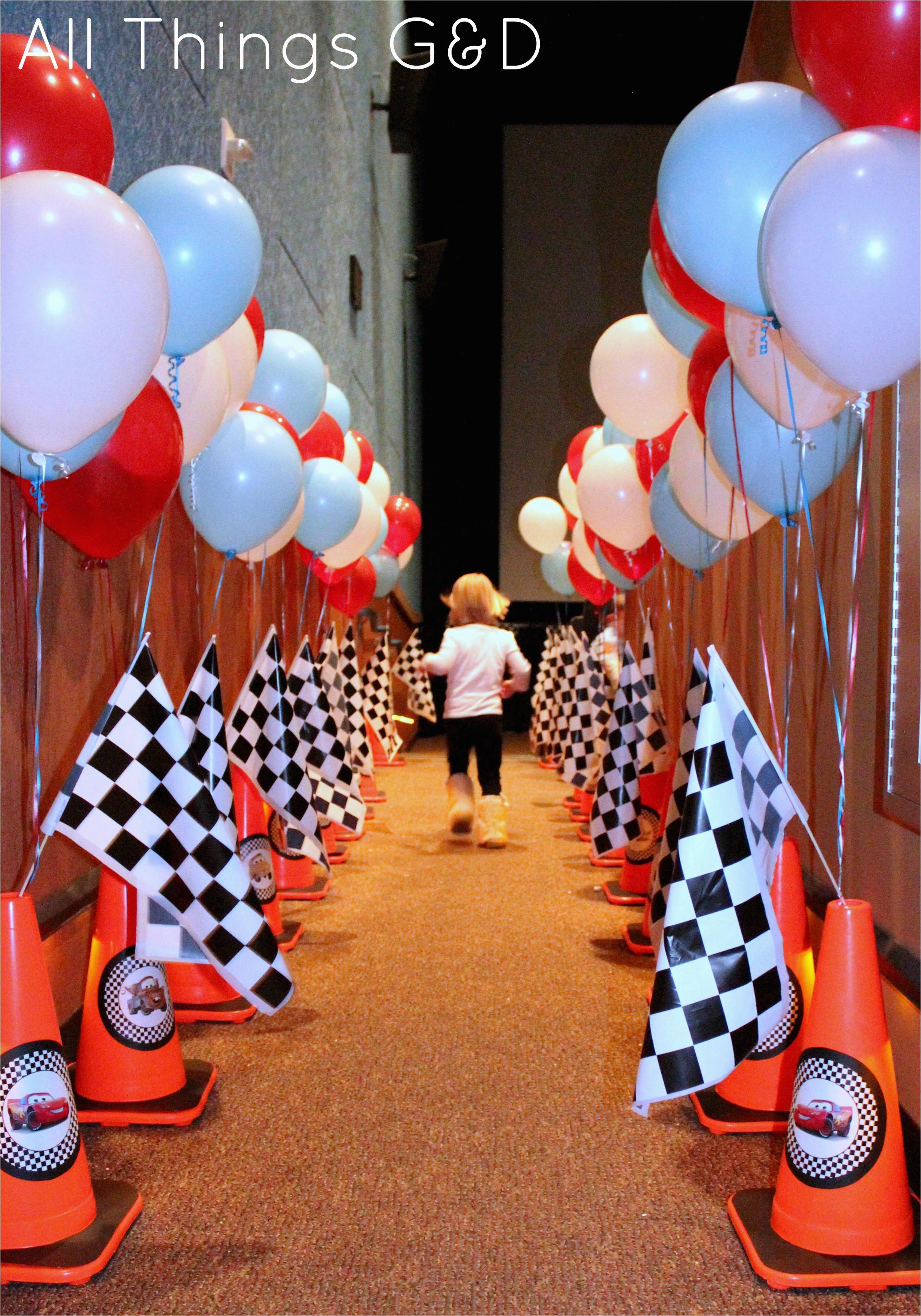 Milads Grand Prix Ferrari 5th Birthday