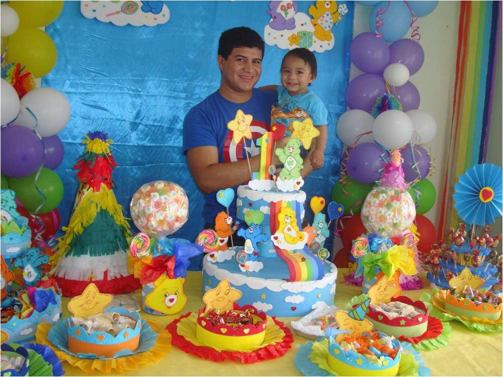 Care Bear Birthday Decorations Ositos Carinositos Bears
