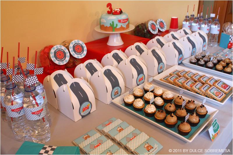 Cars 2 Birthday Party Decorations Kara 39 S Ideas Disney Pixar 3rd