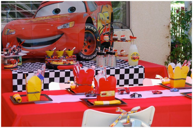 real party disneys cars 2 movie screening