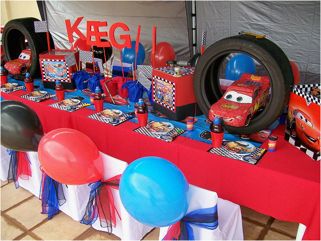 Cars 2 Decorations For Birthday Parties Quot Disney Party Flickr Photo Sharing