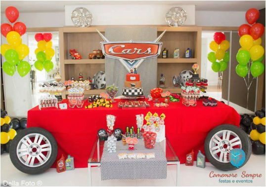 Cars Decorations for Birthday Birthday Party Ideas Blog Cars themed Birthday Party Ideas