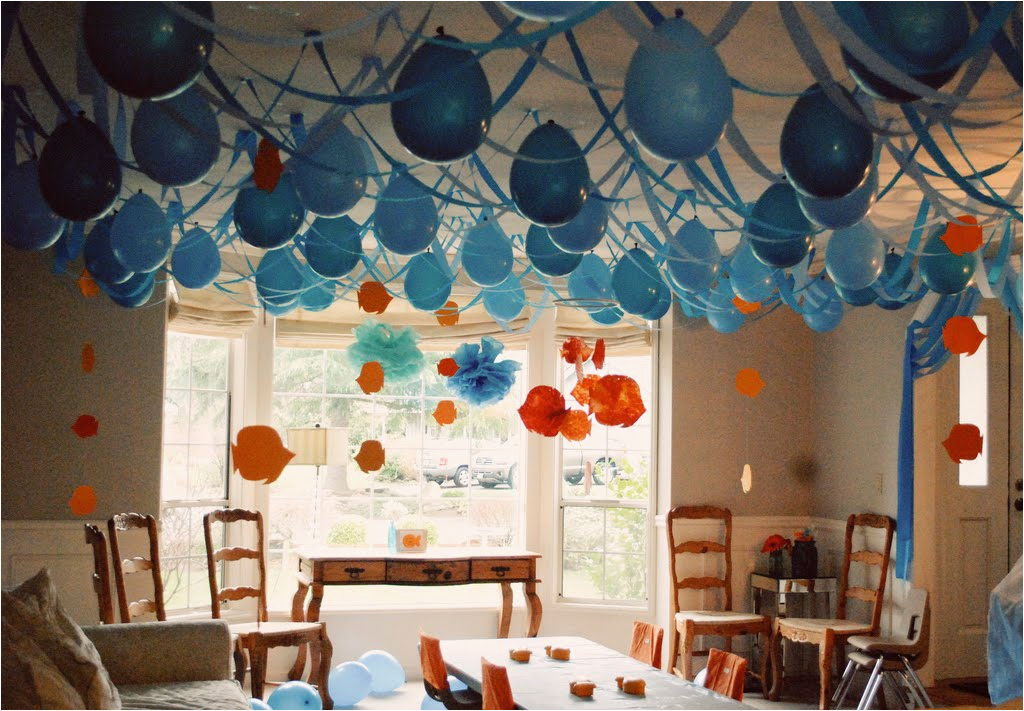 the pirate party decoration ideas