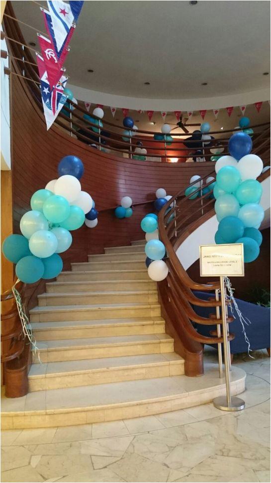 classic tiffany 21st birthday party celebration at republic of singapore yacht club