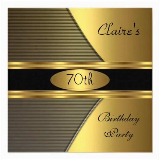 cheap 70th birthday invitations