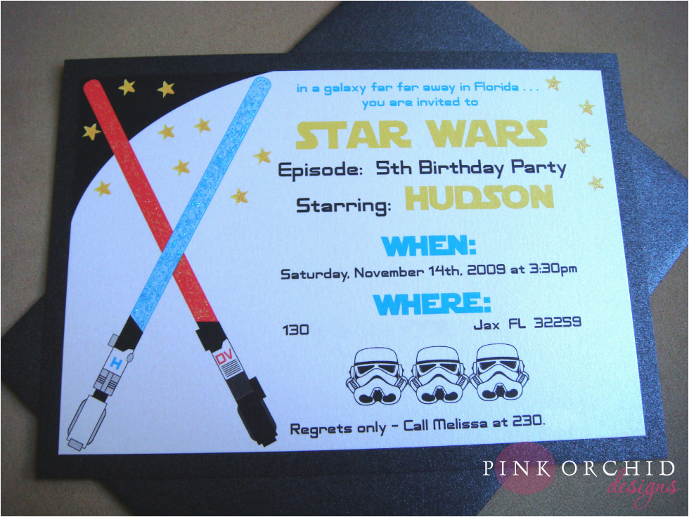 Cheap Birthday Party Invitations Online Star Wars Evites Template