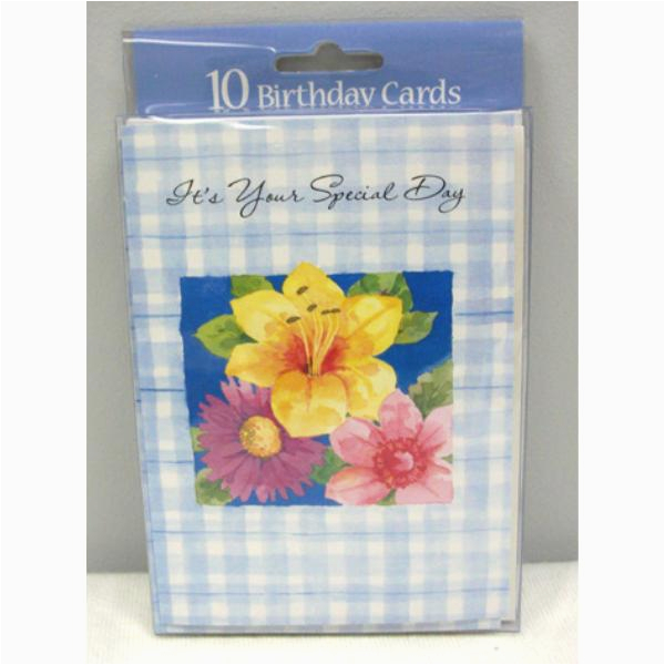 wholesale birthday cards boxed set sku 901042 dollardays