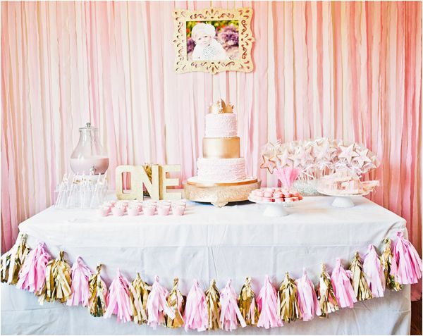 cheap first birthday party ideas
