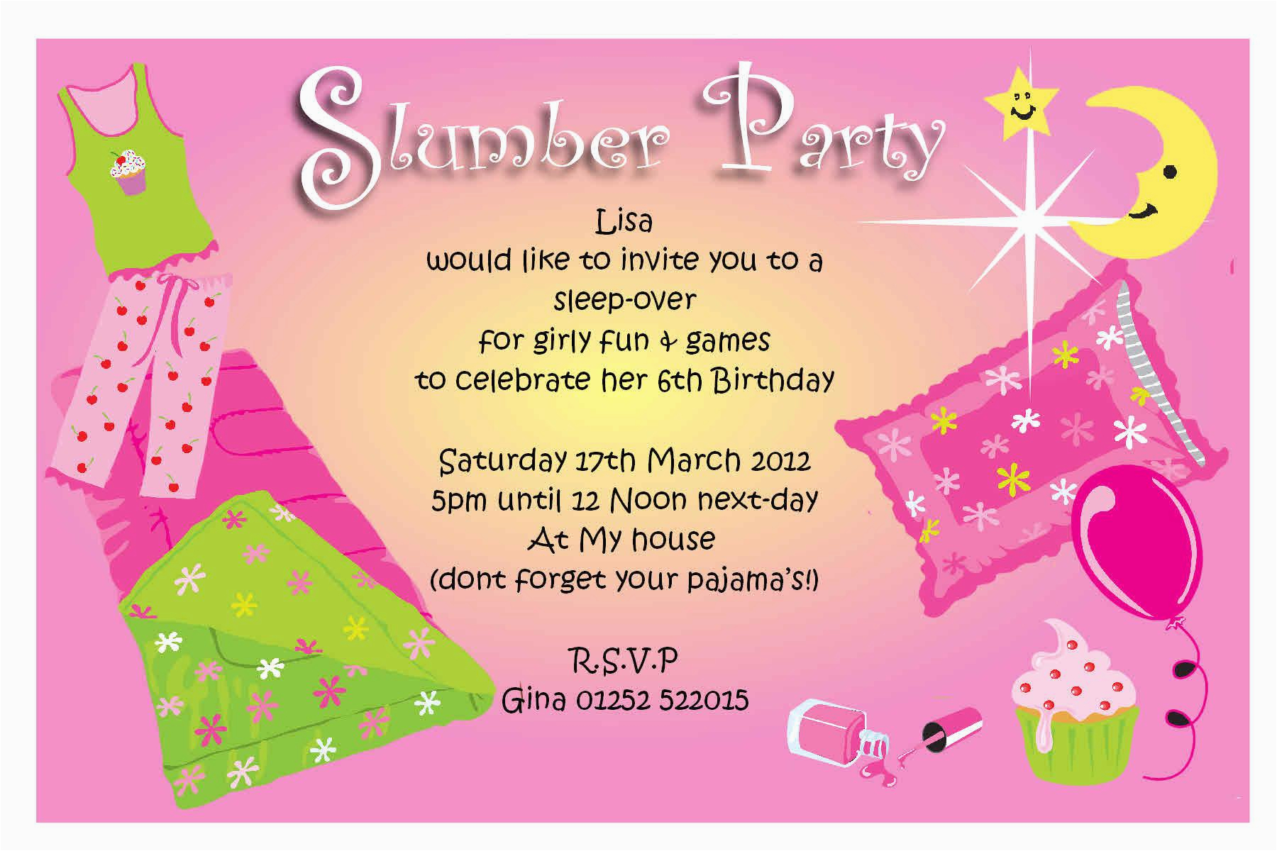 Cheap Personalized Birthday Invitations Party Templates