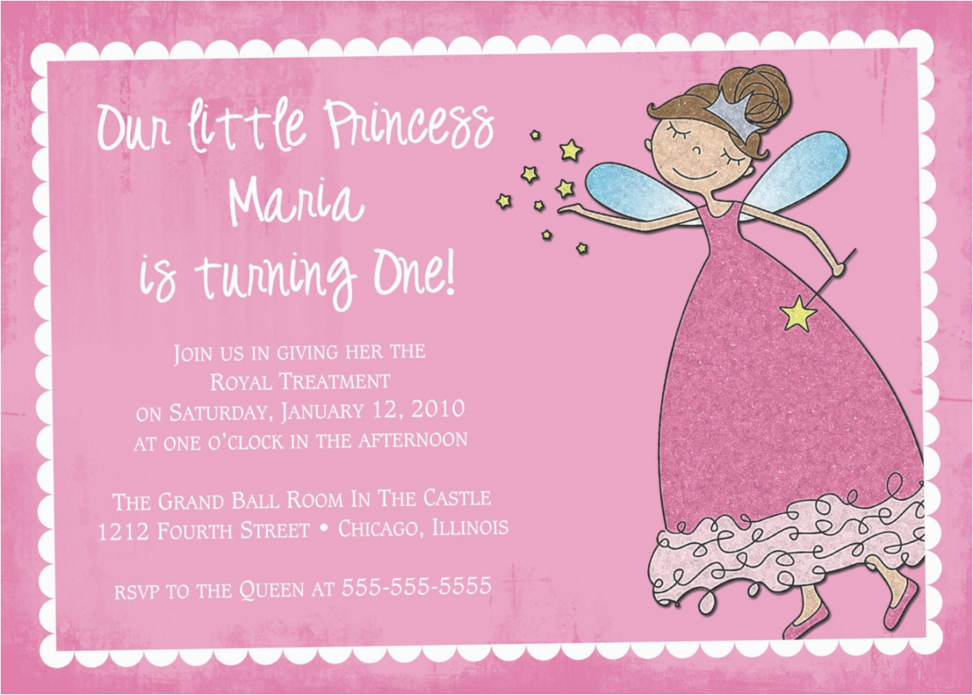 how to cheap princess birthday invitations unique